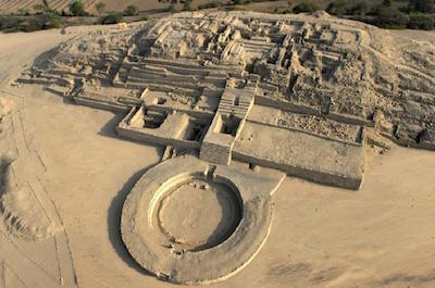 Caral in Lima