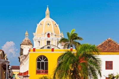 Cartagena Cathedral in Cartagena