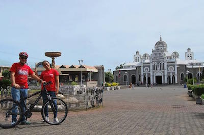 Cartago Day Trip by Rail from San Jose: Bike Ride and Market Tour