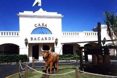 Casa Bacardi - Rum Factory in San Juan