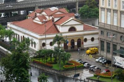 Casa Franca Brasil in Rio de Janeiro