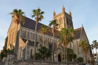 Cathedral of the Most Holy Trinity (Bermuda Cathedral) in Bermuda