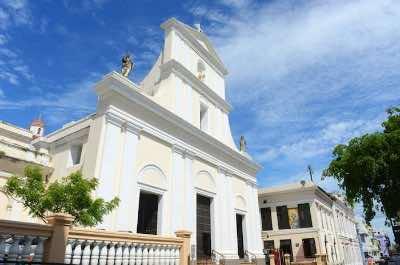 Cathedral of San Juan Bautista  San Juan