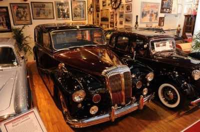 Cayman Motor Museum in Grand Cayman