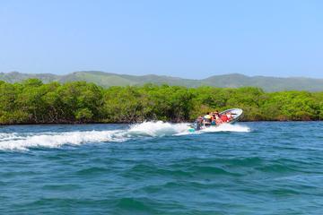 Cayo Paraiso (Paradise Island) in Puerto Plata