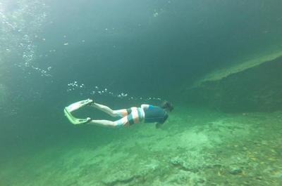 Cenotes tour