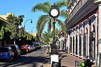 Centro Historico in Mazatlan