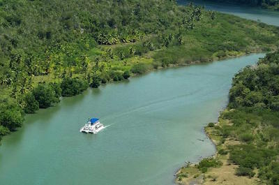 Chavon River in La Romana