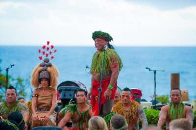 Chief's Luau at Sea Life Park in Oahu
