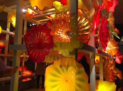 Chihuly Collection in St. Petersburg