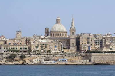 Church of Saint Paul's Shipwreck in Malta