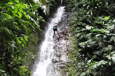Climbing Tours in Jaco