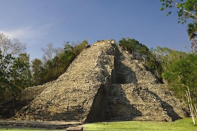 Coba ruins day trips