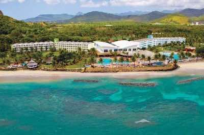 Coconut Bay Beach Resort & Spa St. Lucia