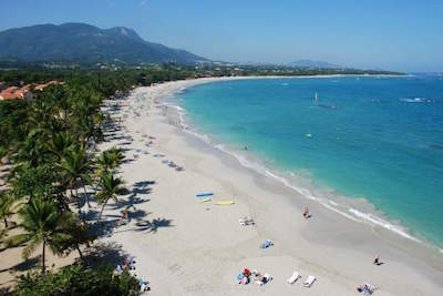 Cofresi Beach in Puerto Plata