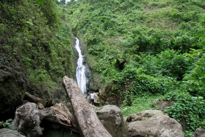 Concord Falls in Grenada
