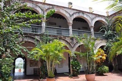 Convento de la Popa in Cartagena