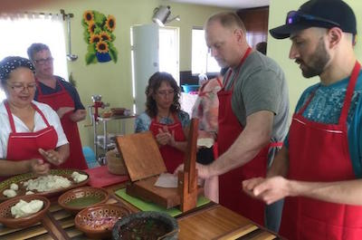 Cooking class in Puerto Vallarta