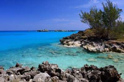 Cooper's Island Nature Reserve in Bermuda