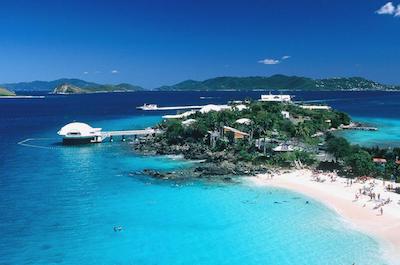 St. Thomas Coral World Ocean Park