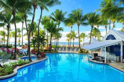 Courtyard by Marriott Isla Verde Beach Resort Puerto Rico