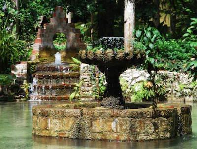 Coyaba River Garden and Museum in Ocho Rios