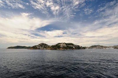Coyuca Lagoon in Acapulco