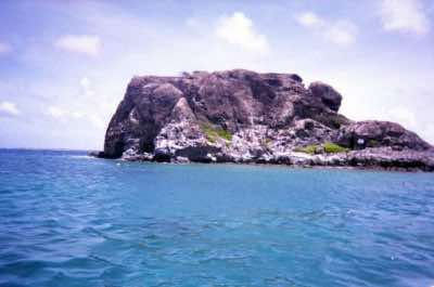 Creole Rock in St. Martin