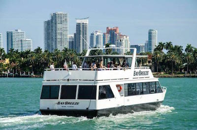 Cruises and Boat Tours in Miami