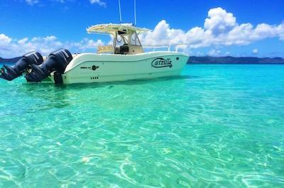 Cruises and boat toursin St. John