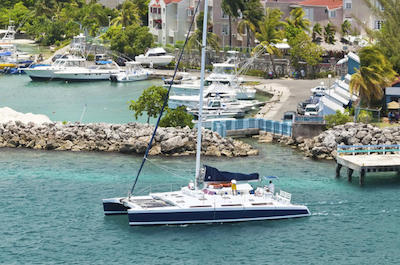 Cruises and sailing in Negril