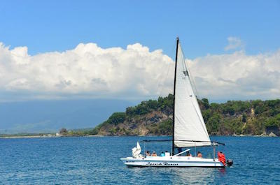 Cruises and water tours in Manuel Antonio