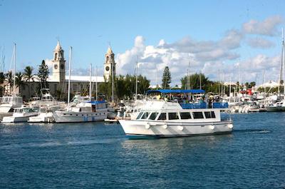 Cruises, Sailing and Water-Tours Bermuda