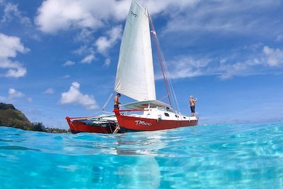 Cruises-Sailing-and-Water-Tours in Moorea