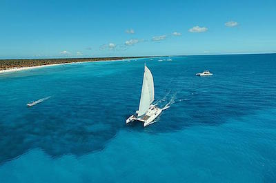 Cruises, sailing, water tours in La Romana