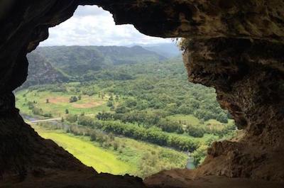 Cueva Ventana in San Juan