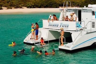 Culebra Day Trip by Catamaran from Fajardo in Fajardo