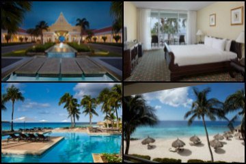 Curacao Marriott Beach Resort and Emerald Casino Curacao