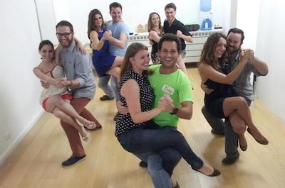 Dance lessons in Rio De Janeiro