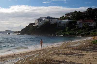 Dawn Beach in St Maarten