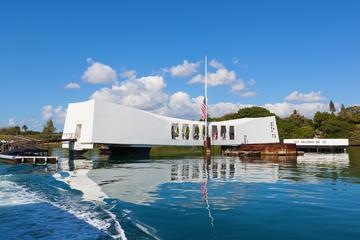 Day at Pearl Harbor Tour -in-Oahu