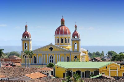 Day Trip to Granada City in Nicaragua in Tamarindo