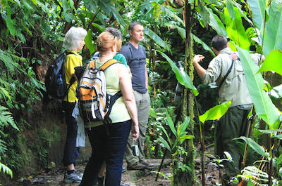 Day trips from Liberia