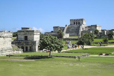Day trips to Tulum from Cozumel