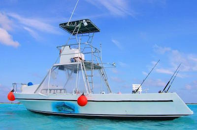Deep Sea Fishing in Cozumel