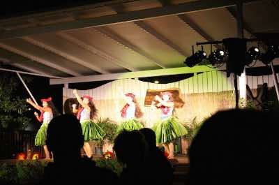 Diamond Head Luau in Oahu