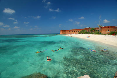 Dry Tortugas National Park Day Trip in Key West