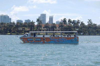 Duck Tours in Miami