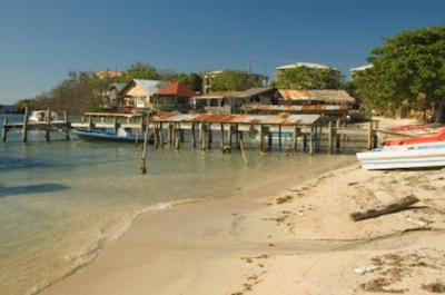 East Island Tour in Roatan