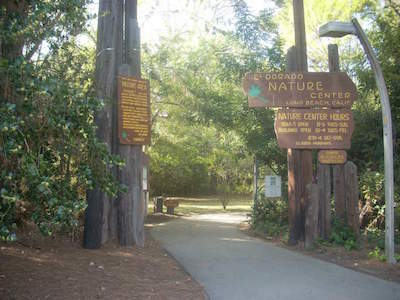 El Dorado Nature Center in Long Beach